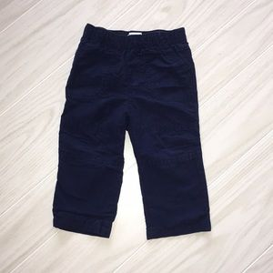 Boys Circo Navy Blue Lined Pants 18 Months